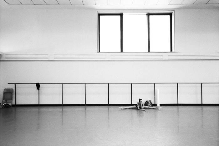 Снимки балерин от Henry Leutwyler.