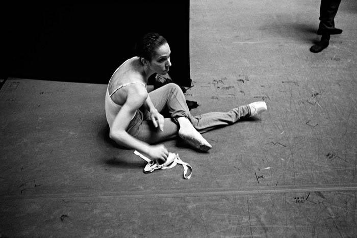Фотографии изящных балерин.