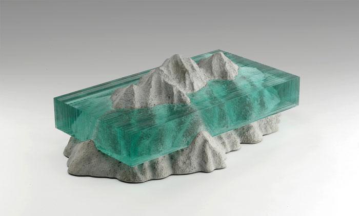 Выразительные скульптуры на морскую тему от Ben Young.