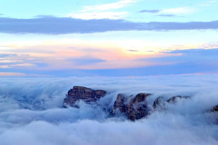 Уникальные фото Гранд-Каньона.
