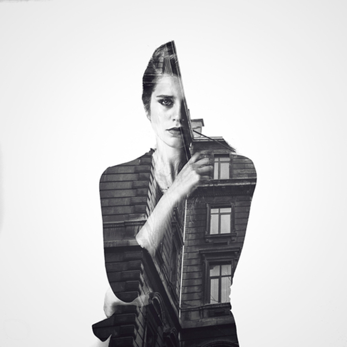 Портреты в смешанной технике от Erkin Demir.