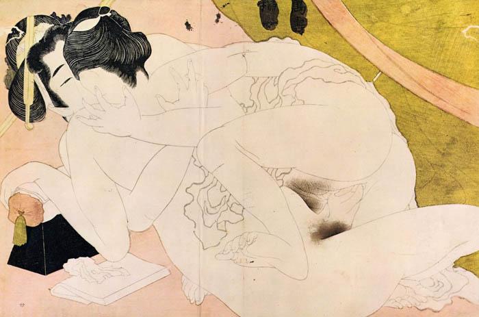 Иллюстрации на эротическую тематику.