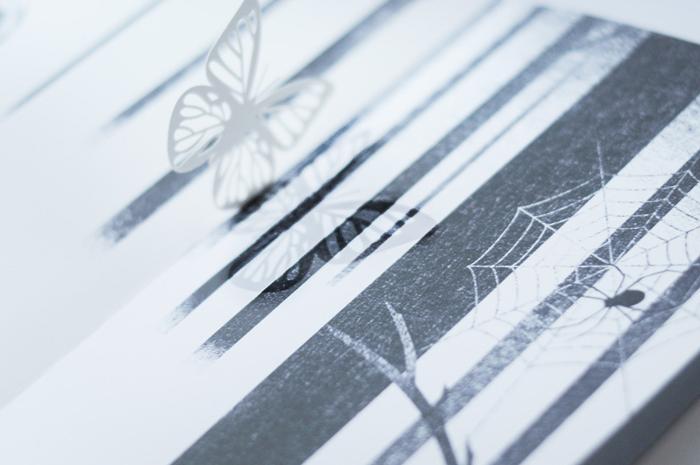 Необычные иллюстрации от Megumi Kajiwara и Tathuhiko Nijima.