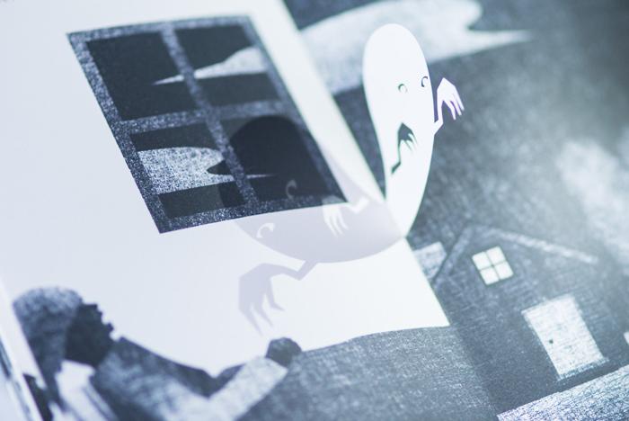 Иллюстрации к книге Motion Silhouette.