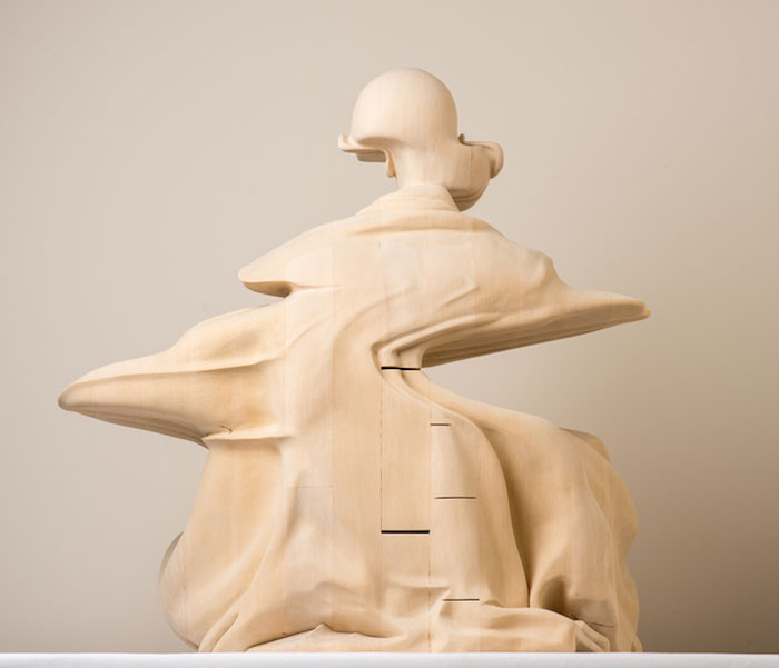 Необычные скульптуры австралийского художника.