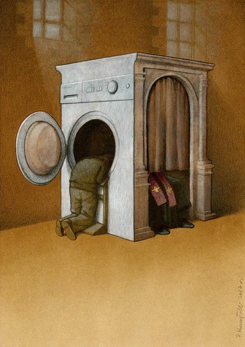 Иллюстрации Павла Кучински.