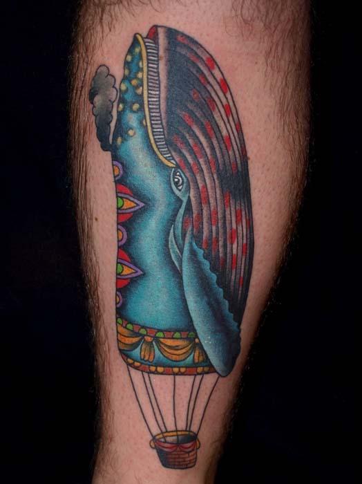 Необычные татуировки Pietro Sedda.