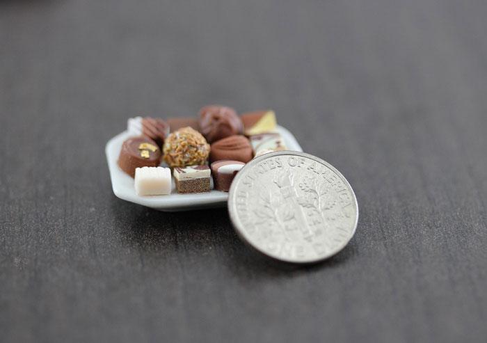 Сладкие миниатюры от Shay Aaron.