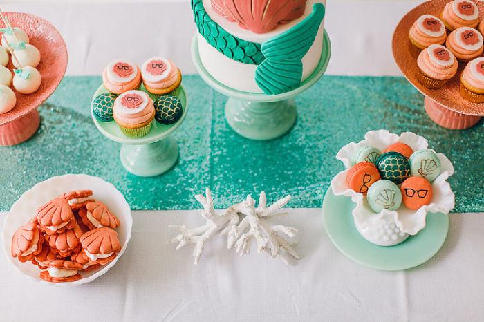 Десерты для праздничного стола.