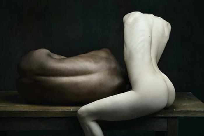 *Венеры*. Проект Drifting. Автор: Olivier Valsecchi.