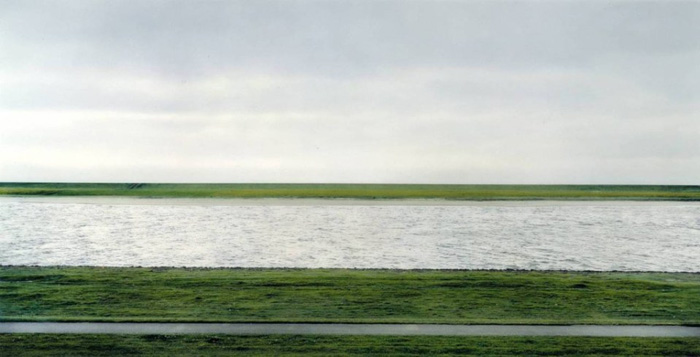 Andreas Gursky  (1999).