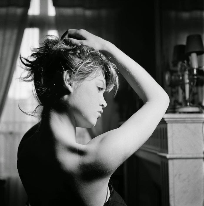 Brigitte Bardot. Фото: Walter Carone.