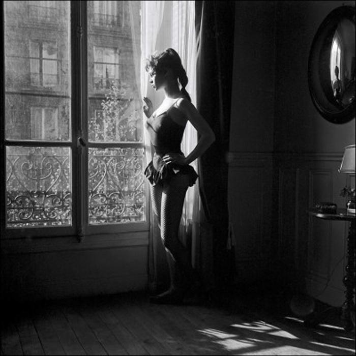 Фотосессия молодой французской актрисы. Фото: Walter Carone.