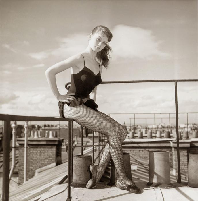 Бриджит Бардо в начале своей кинокарьеры. Фото: Walter Carone.