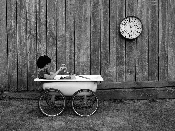 Путешествие в детство.