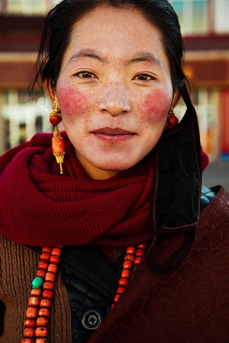 Тибетское плато, Китай.