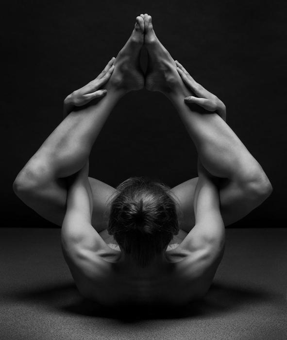 Совершенство женского тела. Автор фото: Anton Belovodchenko.
