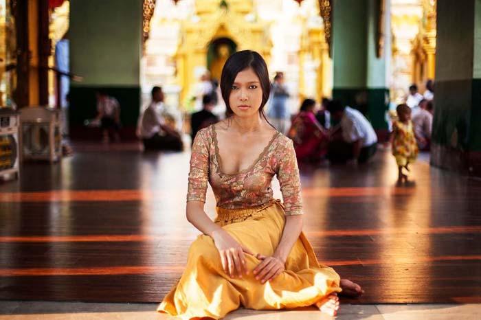 Янгон, Мьянма.