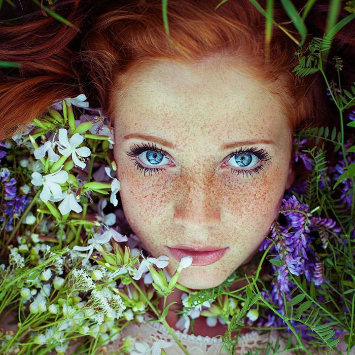 Летние цветы. Автор фото: Maja Topcagic.
