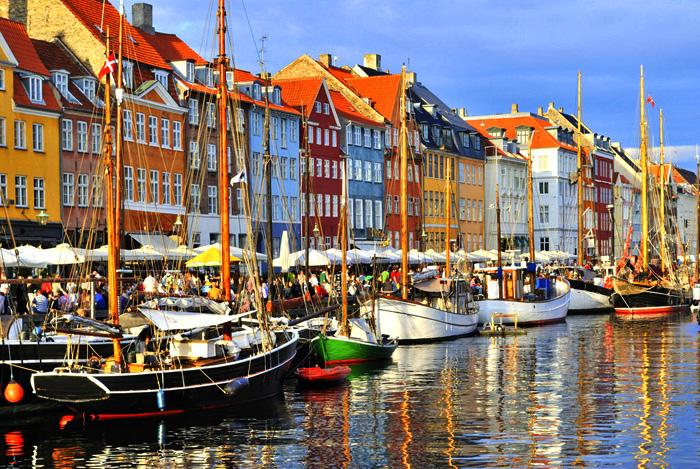 Дания, сказочная страна Скандинавии.