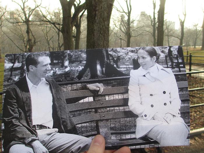 Дженнифер Лопес и Ральф Файнс в мелодраме «Госпожа горничная».