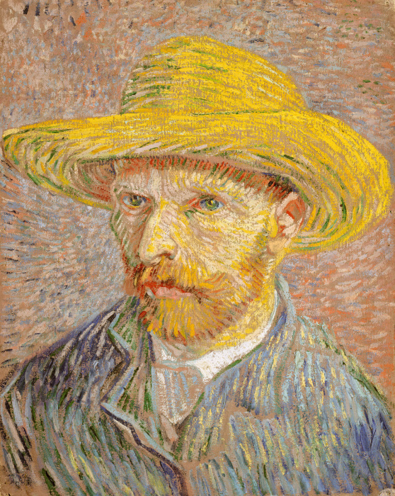 Нидерландский художник Винсент Ван Гог.