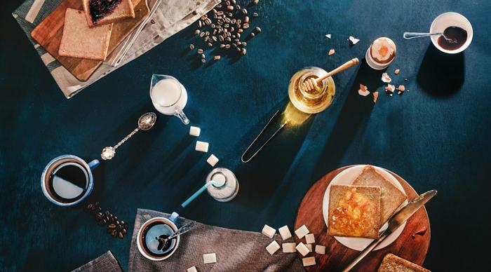 Завтрак под Полярной звездой. Автор фото: Dina Belenko.
