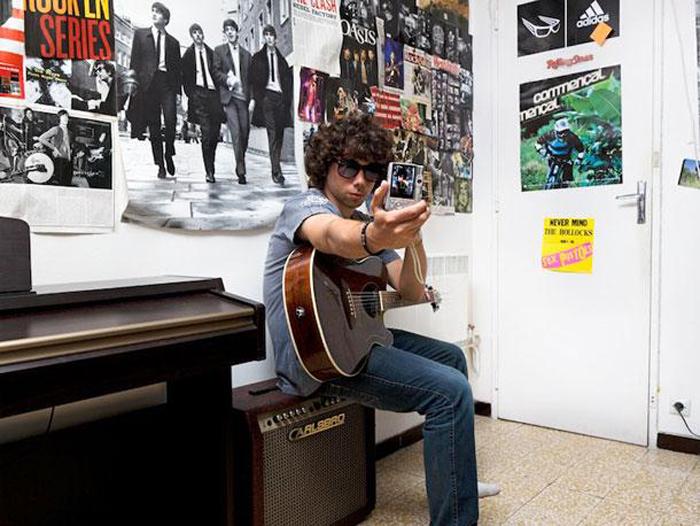 Мега-музыкант. Автор фото: Mathieu Grac.