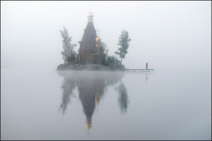 Храм Андрея Первозванного на Вуоксе