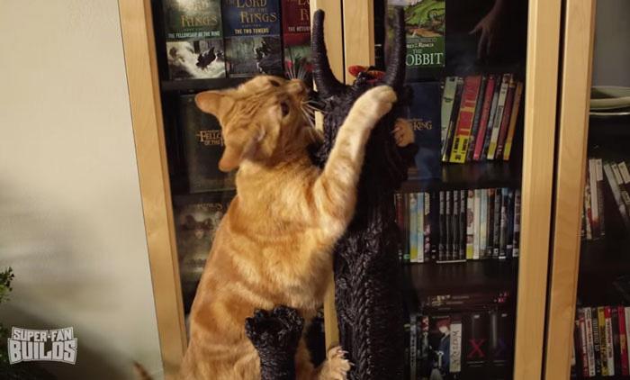 Проверка Башни Саурона на прочность.