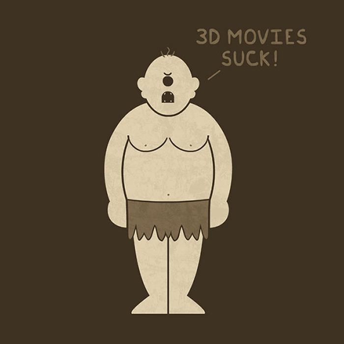 3D-фильмы - отстой!