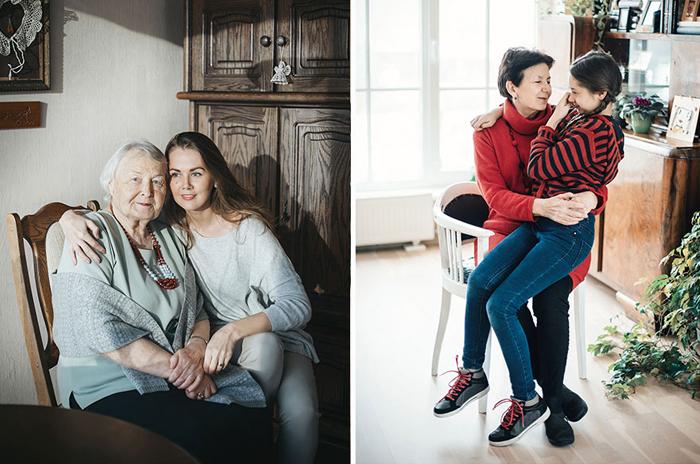 Литовский проект о взаимоотношениях двух поколений.