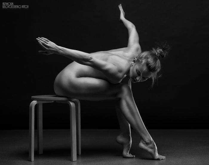 Черно-белые снимки от Антона Беловодченко.