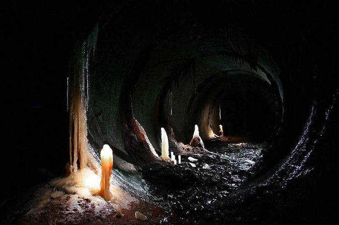 Подземный мир Москвы.