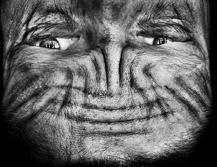 Портрет Дженни Фишер в новом ракурсе.