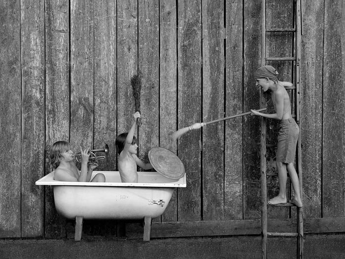 Морской бой. Фото: Sebastian Luczywo.