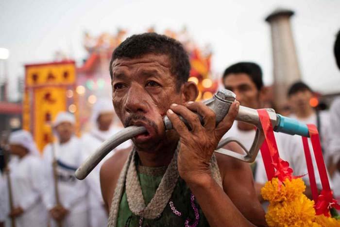 Традиции Тайланда.