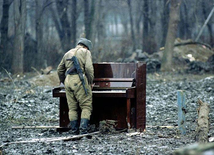 Музыка в тяжелые времена.