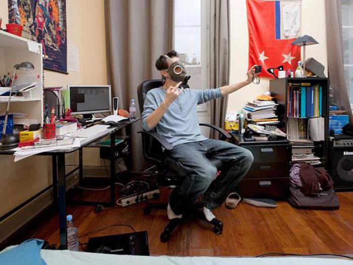 Неординарная личность. Автор фото: Mathieu Grac.