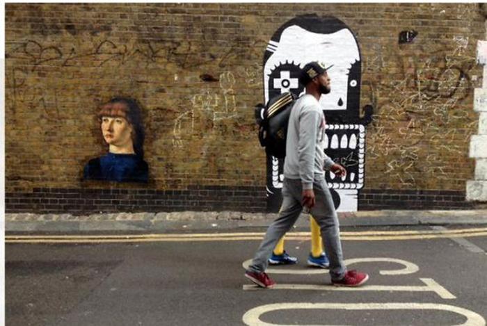 Лондон. Портрет из Национальной галереи.