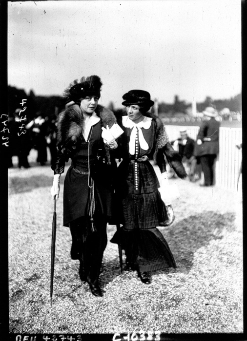 Мода 1913 года.