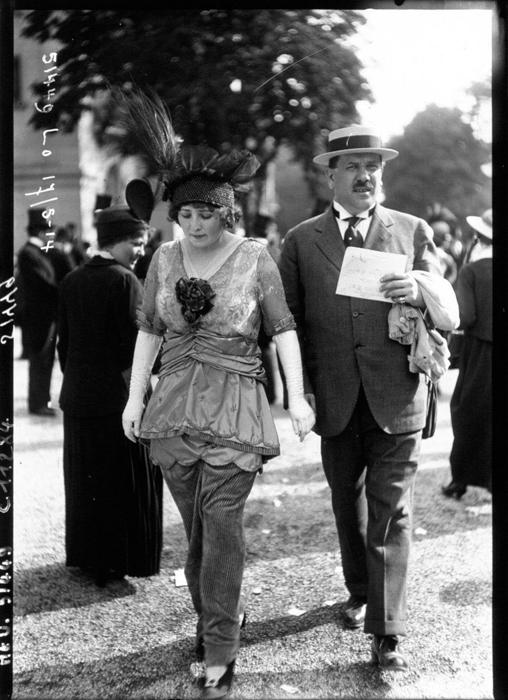 Члены королевской семьи из Дании. 1914г.