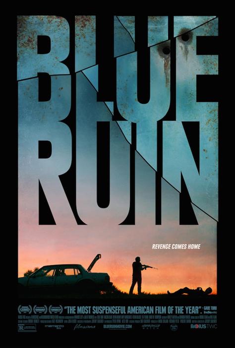 Blue Ruin. США.