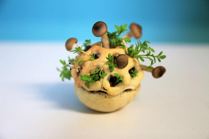 Edible Growth.