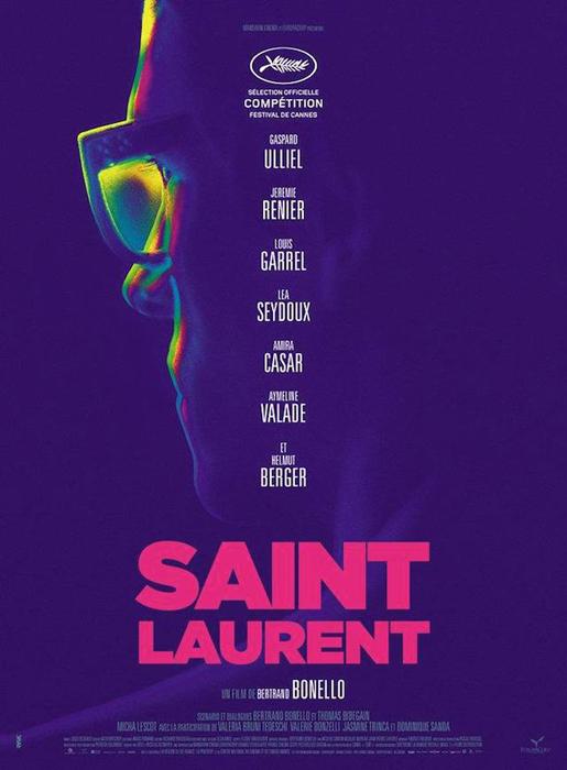 Saint Laurent. Франция.