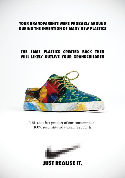 Проект призван обратить внимание общественности на загрязнение природы пластиком.