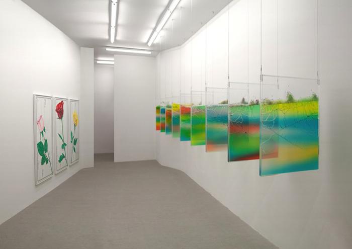Галлерея Tomorrow, где располагается инсталляция Брэда Трумеля.