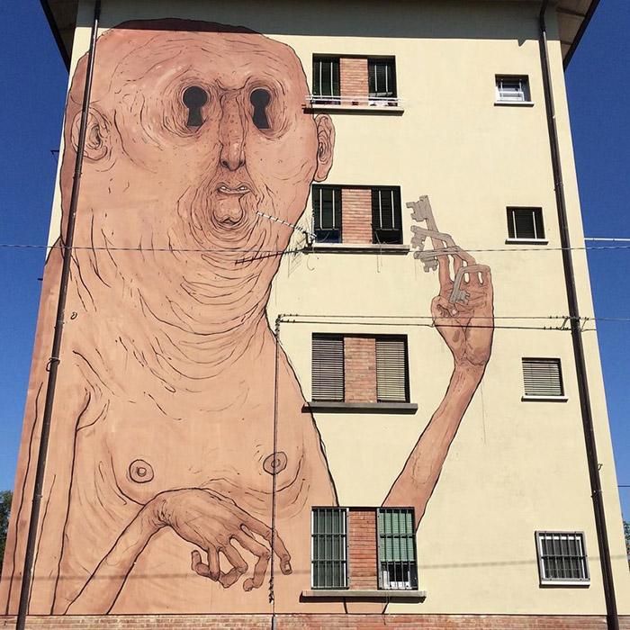 Имола, Италия.  Instagram whoisnemos.