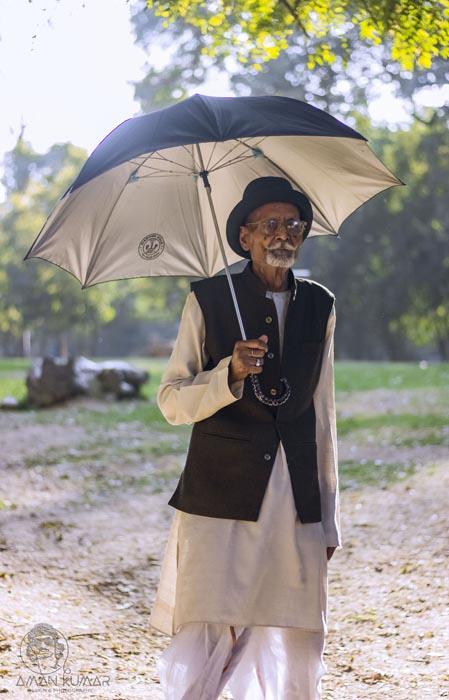 Обычный фермер превращается в денди. Автор фото: Aman Kumar.