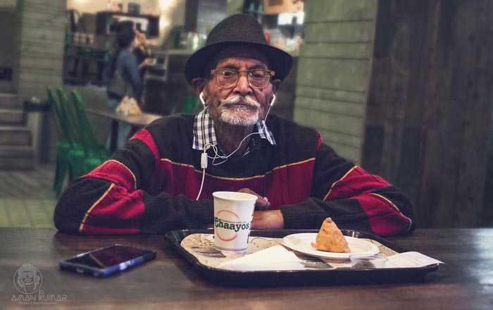 Модным можно быть в любом возрасте.  Автор фото: Aman Kumar.